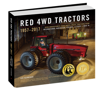 Picture of Red 4WD Tractors - copy
